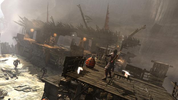 Критики прекрасно утвердили перезагрузку серии игр Tomb Raider