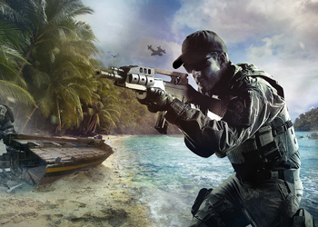 Концепт-арт Call of Duty: White Ops 2