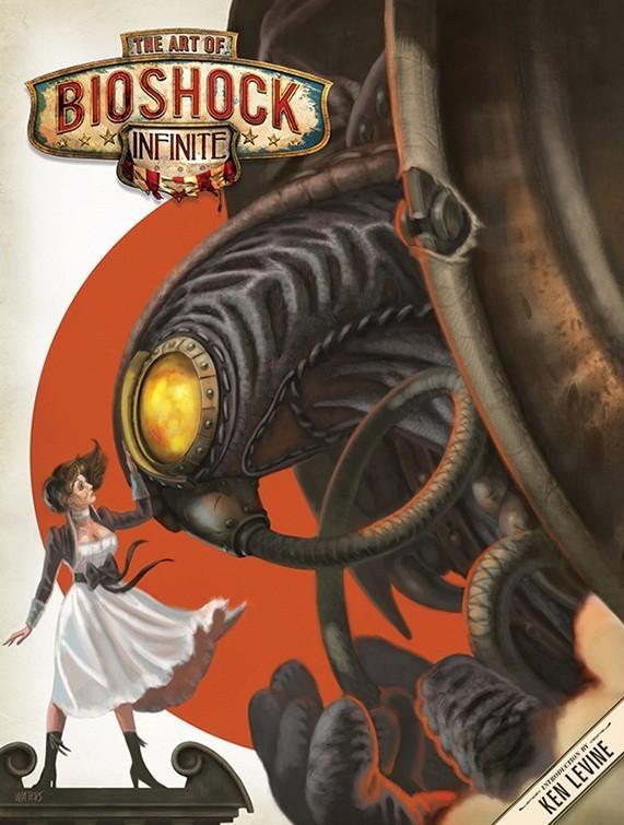 Создатели BioShock Infinite выпустят 184-страничную книгу с концепт-артами к игре