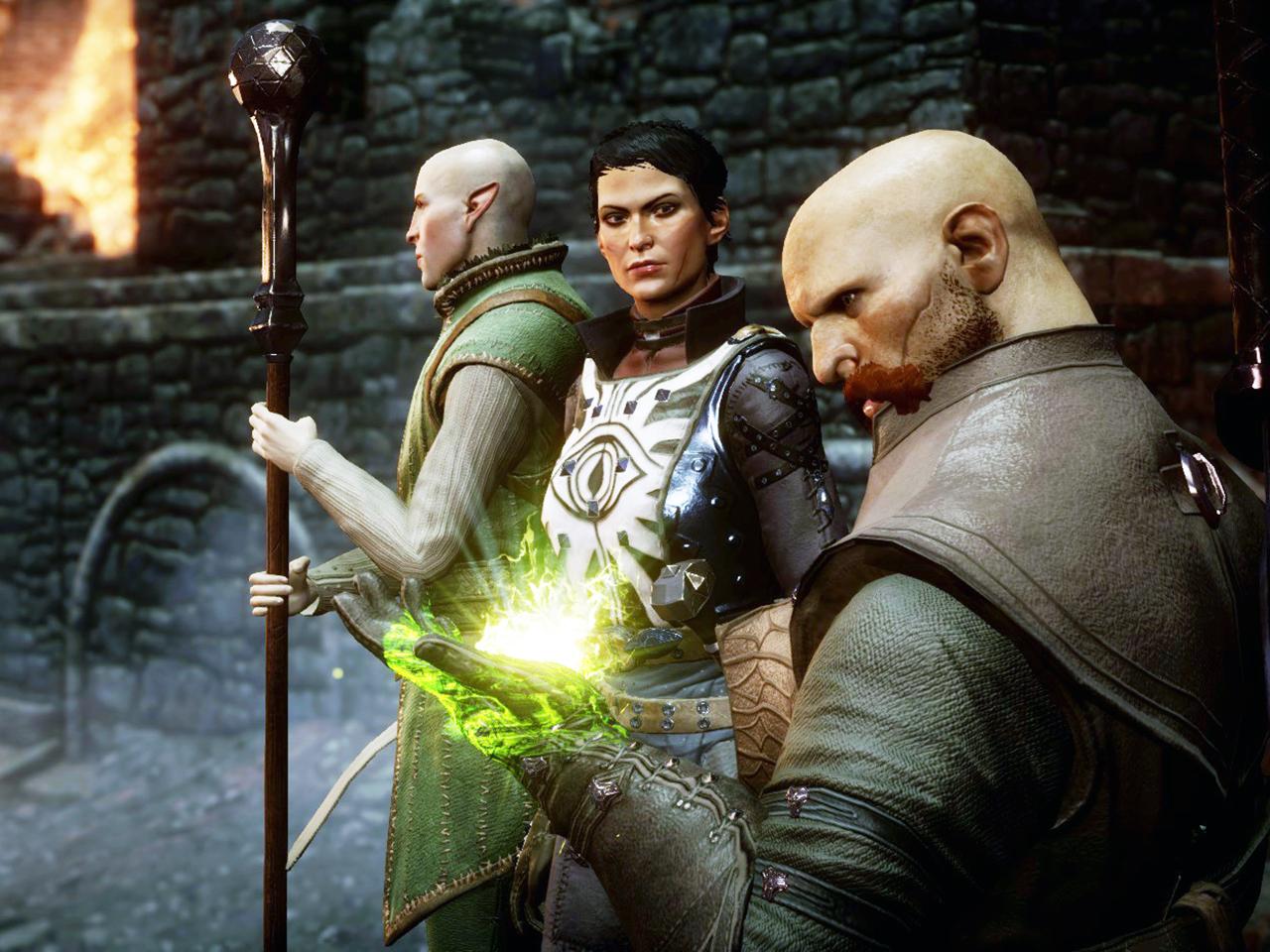 EA предлагает сыграть в пробную версию Dragon Age: Inquisition бесплатно