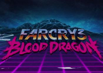 Снимок экрана тизер-трейлера Far Cry 3: Blood Dragon