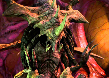 Снимок экрана Heroes of the Storm