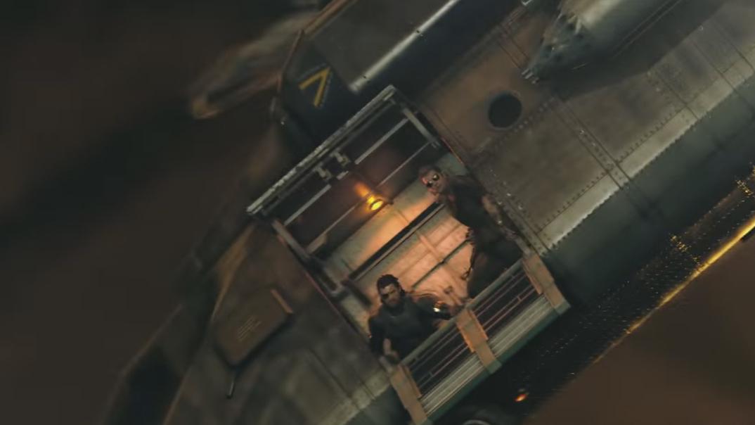 Gamescom 2016: анонс Metal Gear Survive