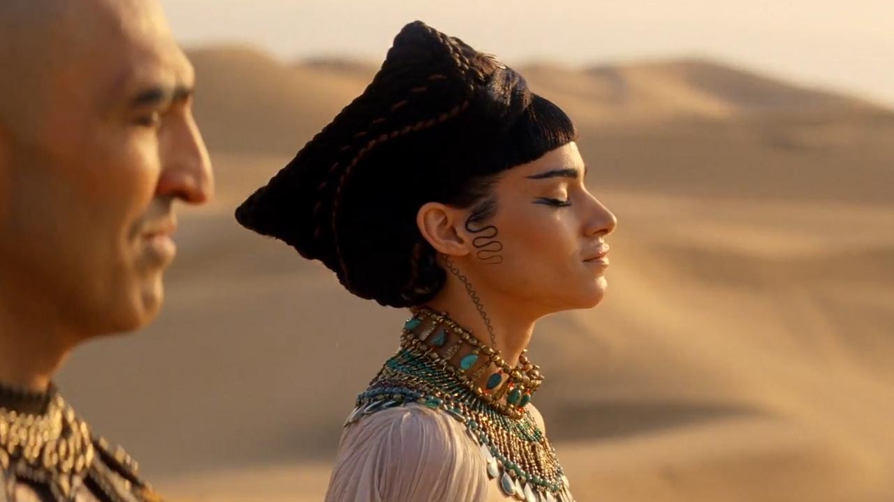 Новый трейлер фильма «Мумия» пявился вweb-сети интернет