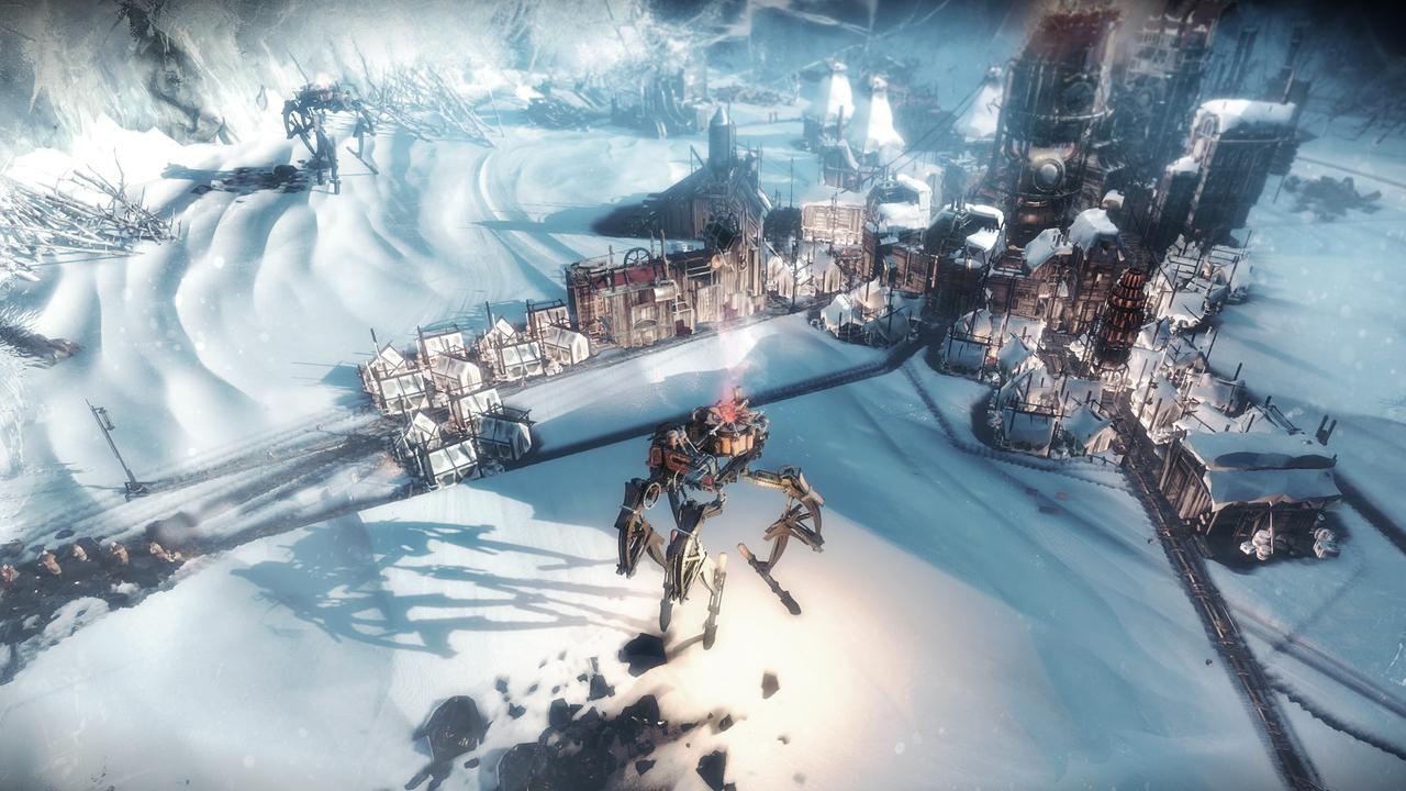 Frostpunk 2019: дата выхода игры, системные требования, обзор изоражения