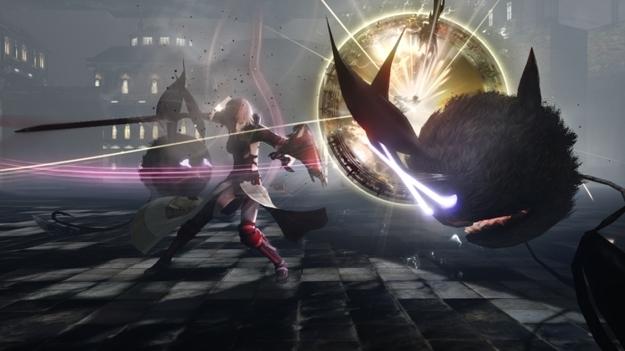 Square Enix произвела обновленный трайлер к игре Lightning Returns: Final Fantasy XIII