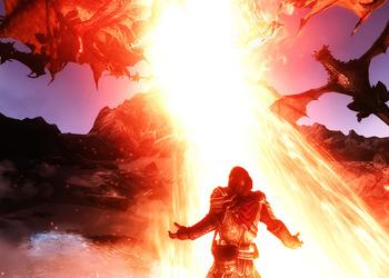Снимок экрана The Elder Scrolls: Skyrim