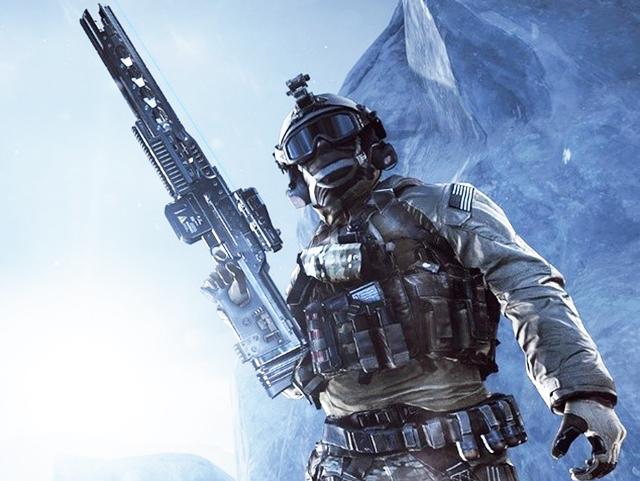 Рельсовая пушку и ховертанки в Сибири показали в новом ролике к игре Battlefield 4