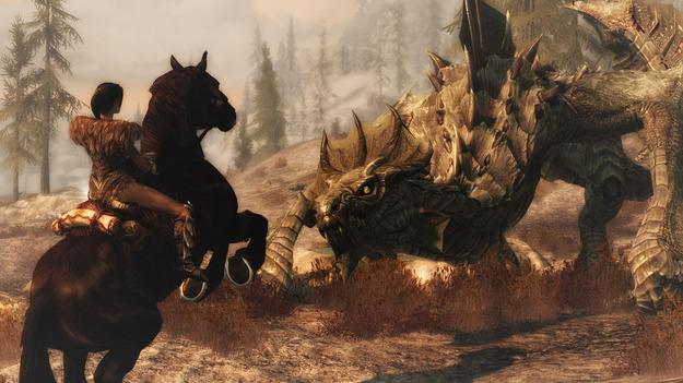 Redguard - следующее добавление к игре The Elder Scrolls V: Skyrim?