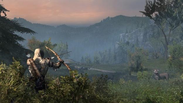 Первый патч к игре Assassin's Creed III появится вместе с релизом и исправит 44 ошибки