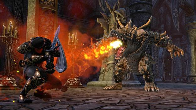 В The Elder Scrolls On-line локации будут поделены для групп игроков и одиночек