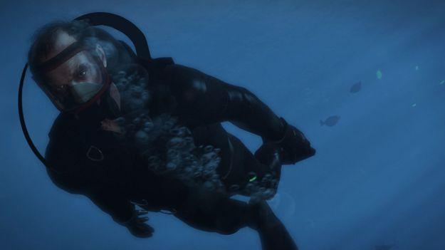 В интернете возникла информация о подводном мире в игре GTA V