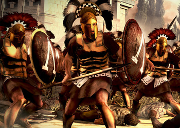 Скриншот Total War: Rome II