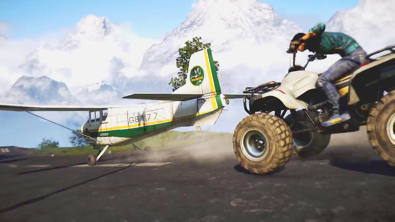 О возможности снять индийское кино и обо всем, что происходит в Кирате рассказали в новом ролике к игре Far Cry 4