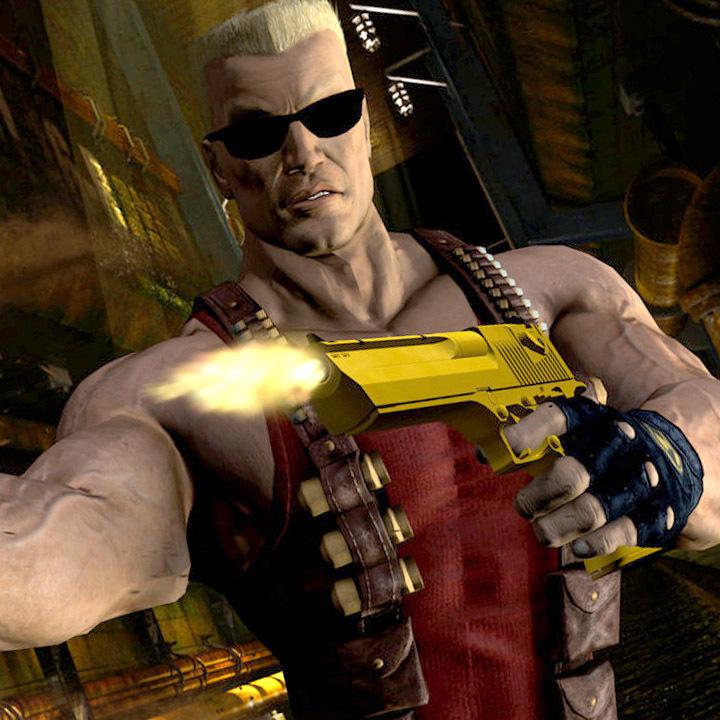 2сентября будет представлена новая игра серии Duke Nukem