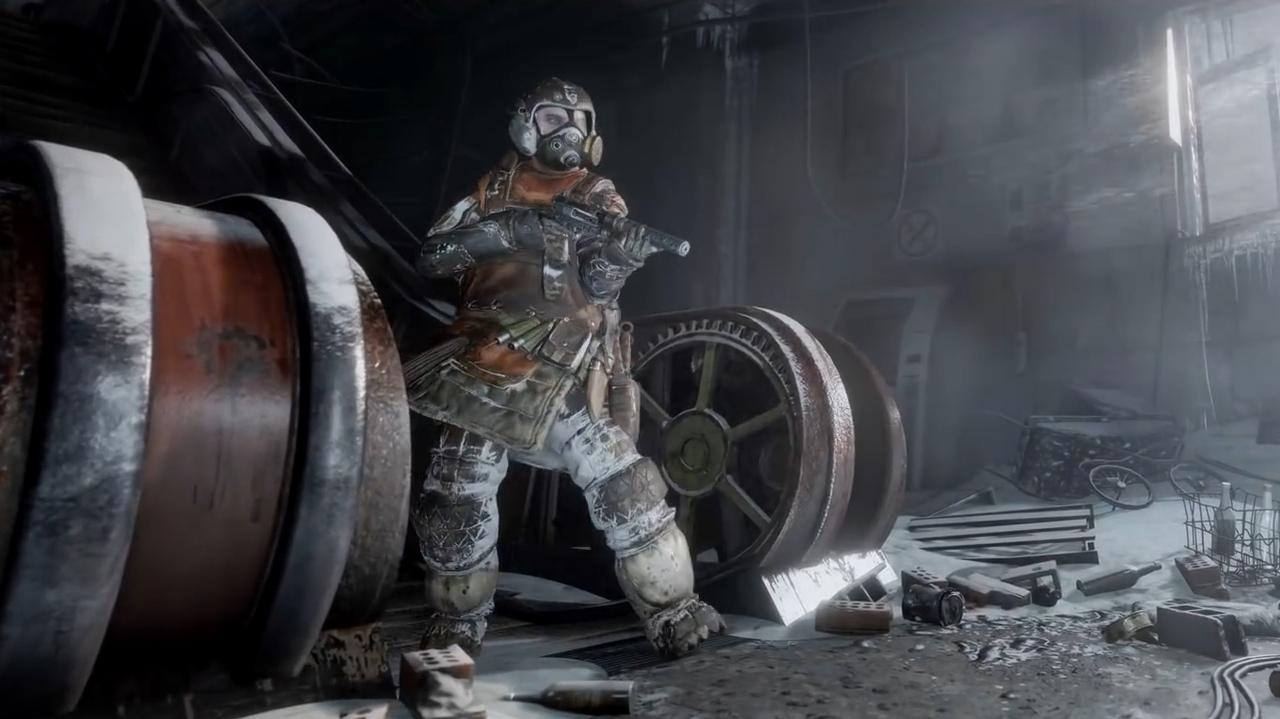 НаThe Game Awards показали новый трейлер Metro Exodus