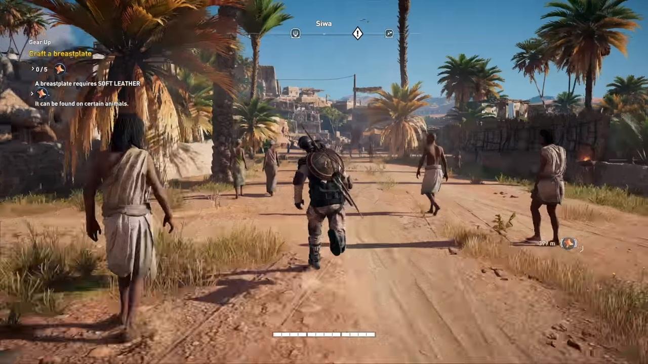 Assassin's Creed Origins— Режим Творца получил новый трейлер идату релиза