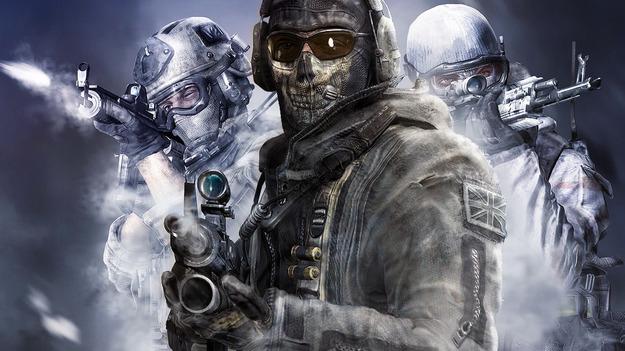 Activision выпустит свежую игру под наименованием Call of Duty: Ghosts