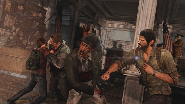 В игре The Last of Us будет мультиплеер с кланами и открытым миром