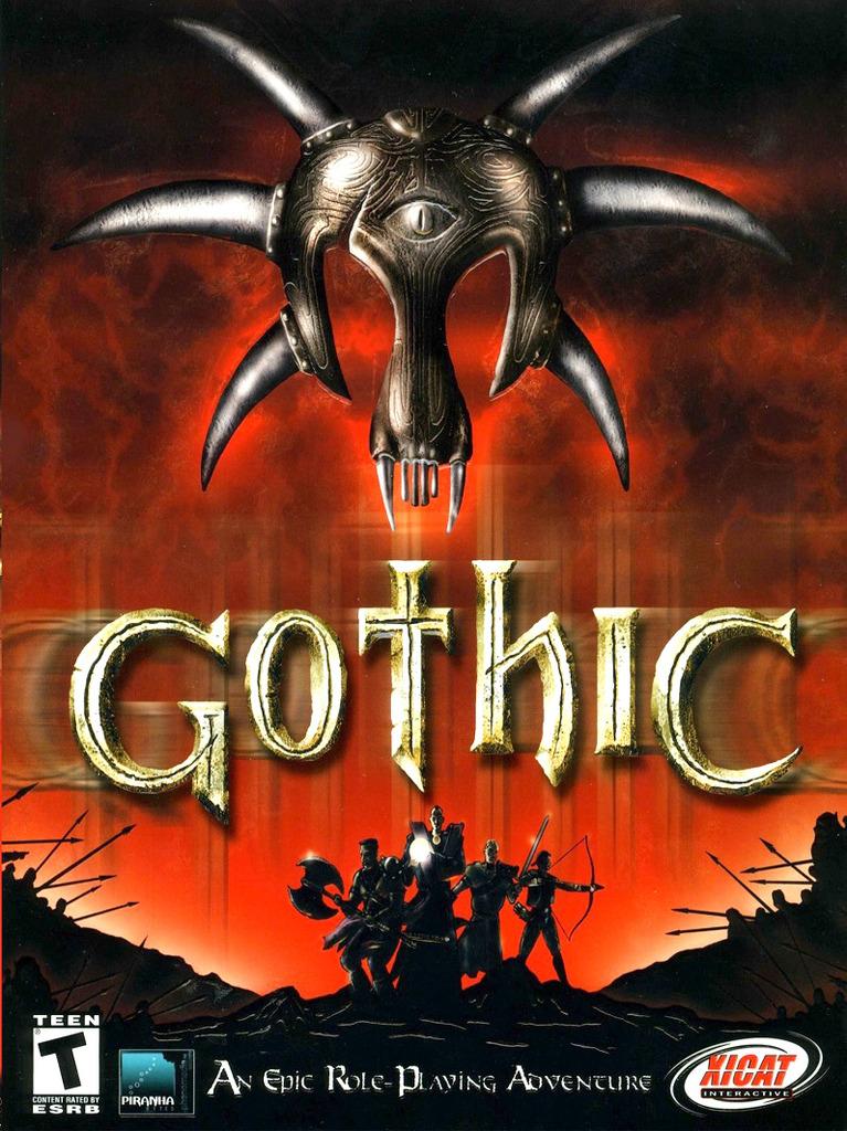 IMANY. Мобильные приложения. Топ рингтонов 09. gothic 1 (pc game).
