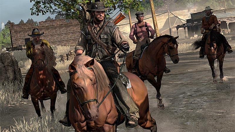 Red Dead Redemption подгонят под РС