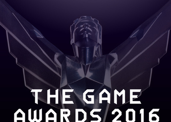 На The Game Awards 2016