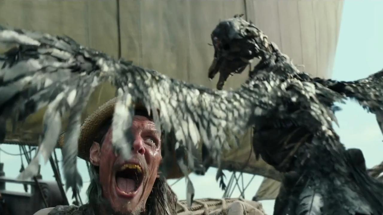 Вышел трейлер новейшей части «Пиратов Карибского моря» сДжонни Деппом