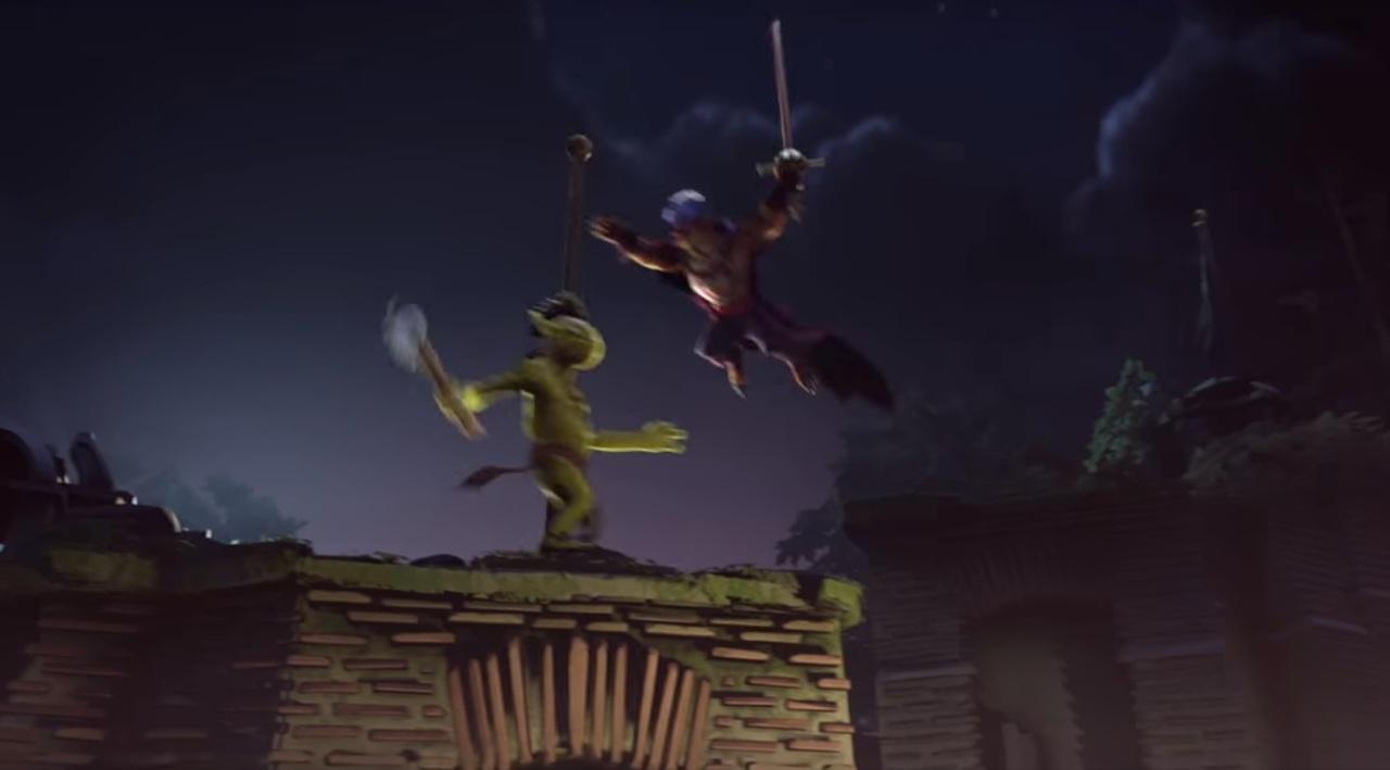 Новых героев Dota 2 представили снебывалым пафосом