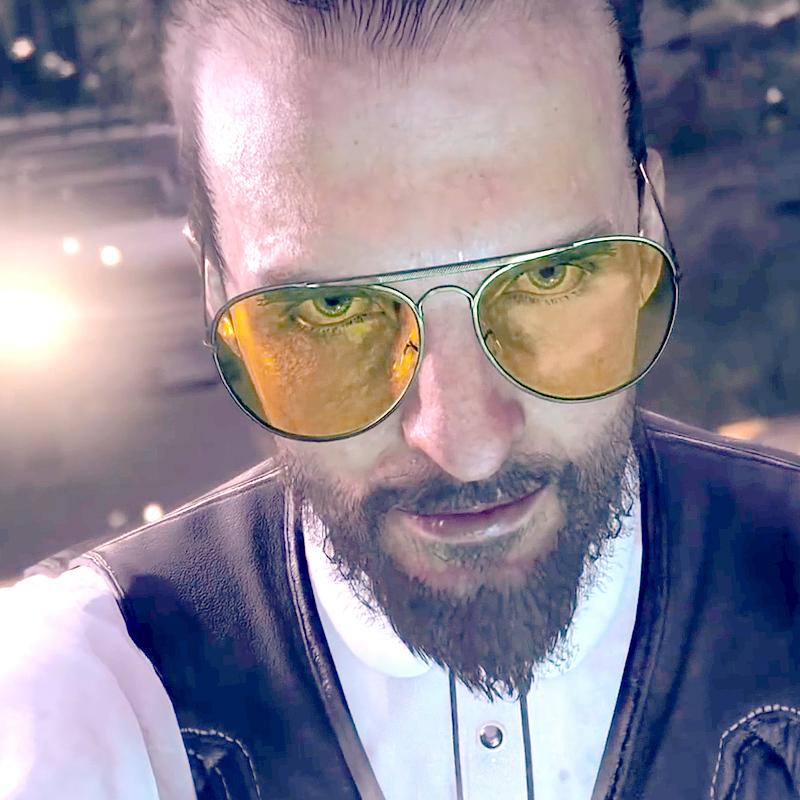 Зомби, марсиане ивьетконговцы всезонном абонементе Far Cry 5