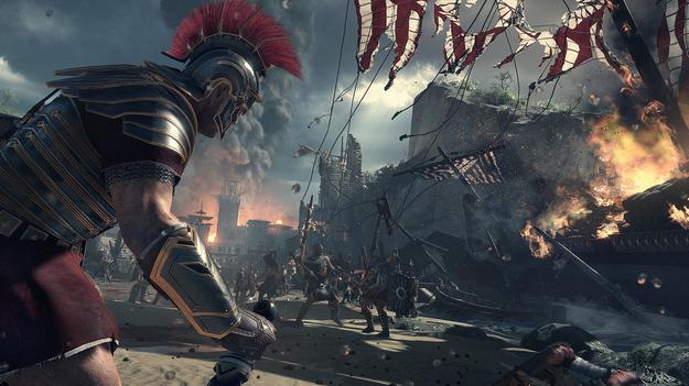 Ryse: Son of Rome обретет расширение в случае удачного релиза игры