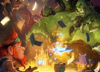 Снимок экрана Hearthstone: Heroes of Warcraft