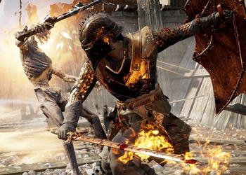 Снимок экрана Dragon Age: Inquisition