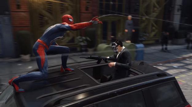 игра человек паук возвращение домой скачать - фото 10