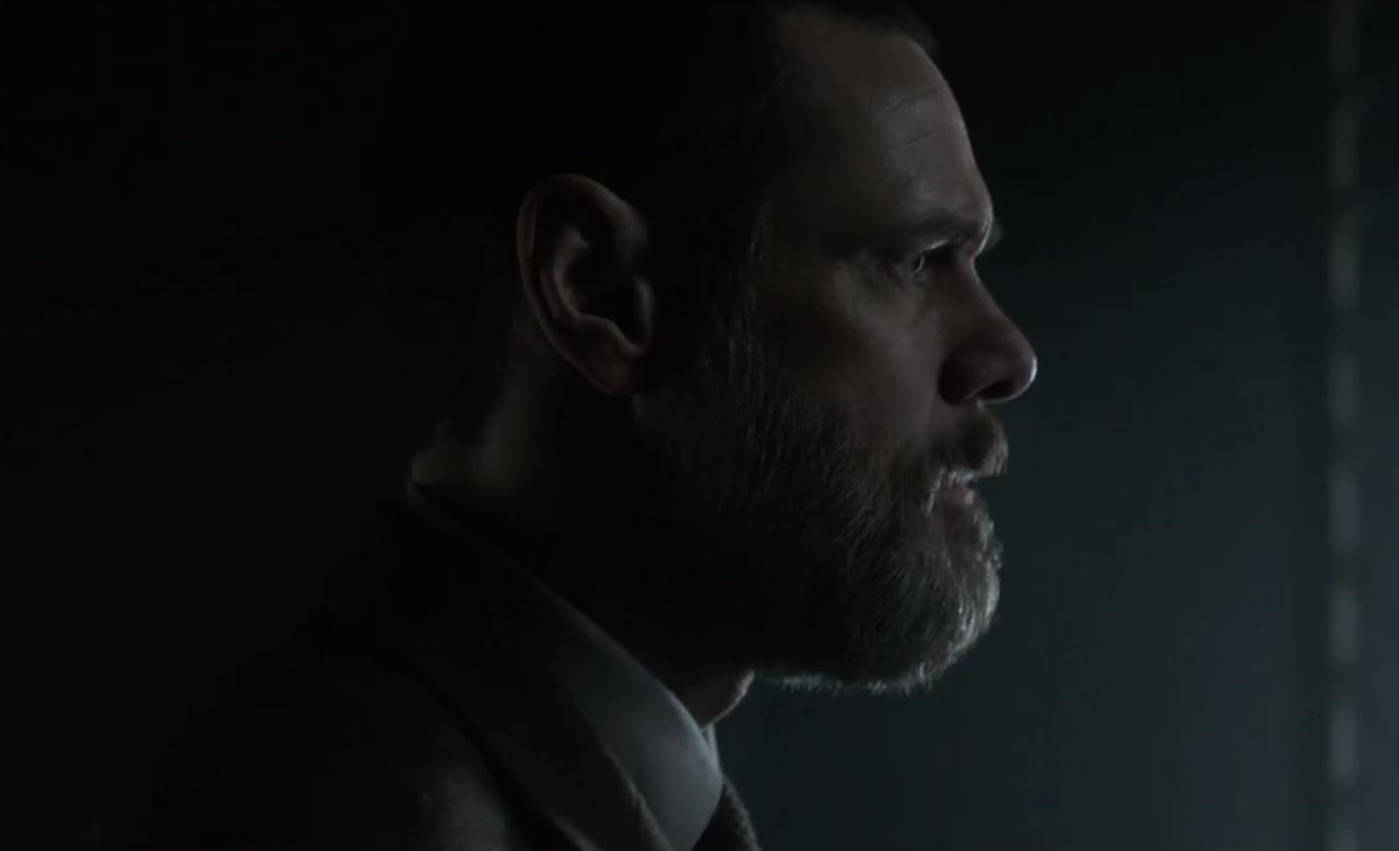 Вышел 1-ый трейлер фильма «Настоящее преступление» сДжимом Керри в основной роли