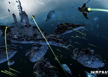 Скриншот Jumpgate Evolution