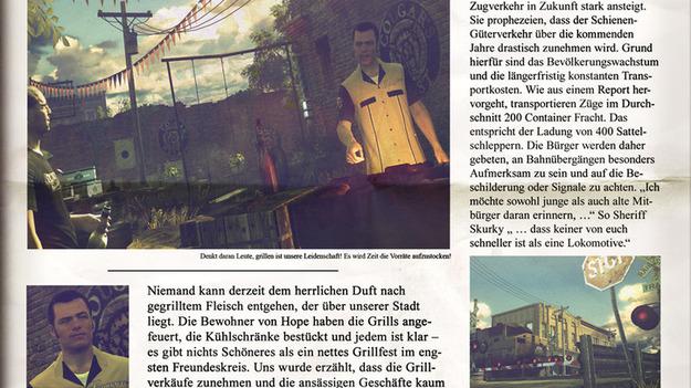 Опубликованы новые скриншоты к игре Hitman: Absolution