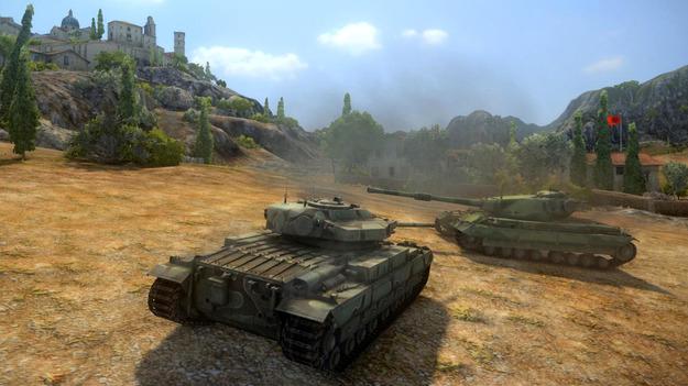 Обновление 8.1 игры World of Tanks выйдет 25 октября