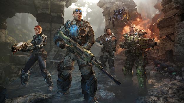 Epic Games объявила дату релиза демо версии игры Gears of War: Judgment