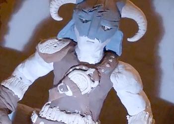 Компания Bethesda сняла для The Elder Scrolls V: Skyrim пластилиновый мультфильм