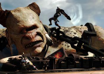 Скриншот God of War: Ascension