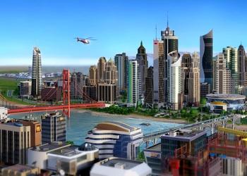 Снимок экрана SimCity