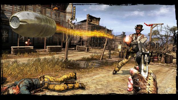 Анонсирована дата релиза игры Call of Juarez: Gunslinger