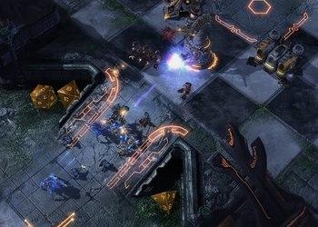 Скриншот мода Blizzard DOTA