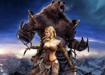 Снимок экрана Guild Wars