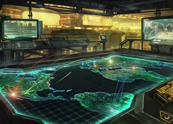 Скриншот Command and Conquer Tiberium Alliances