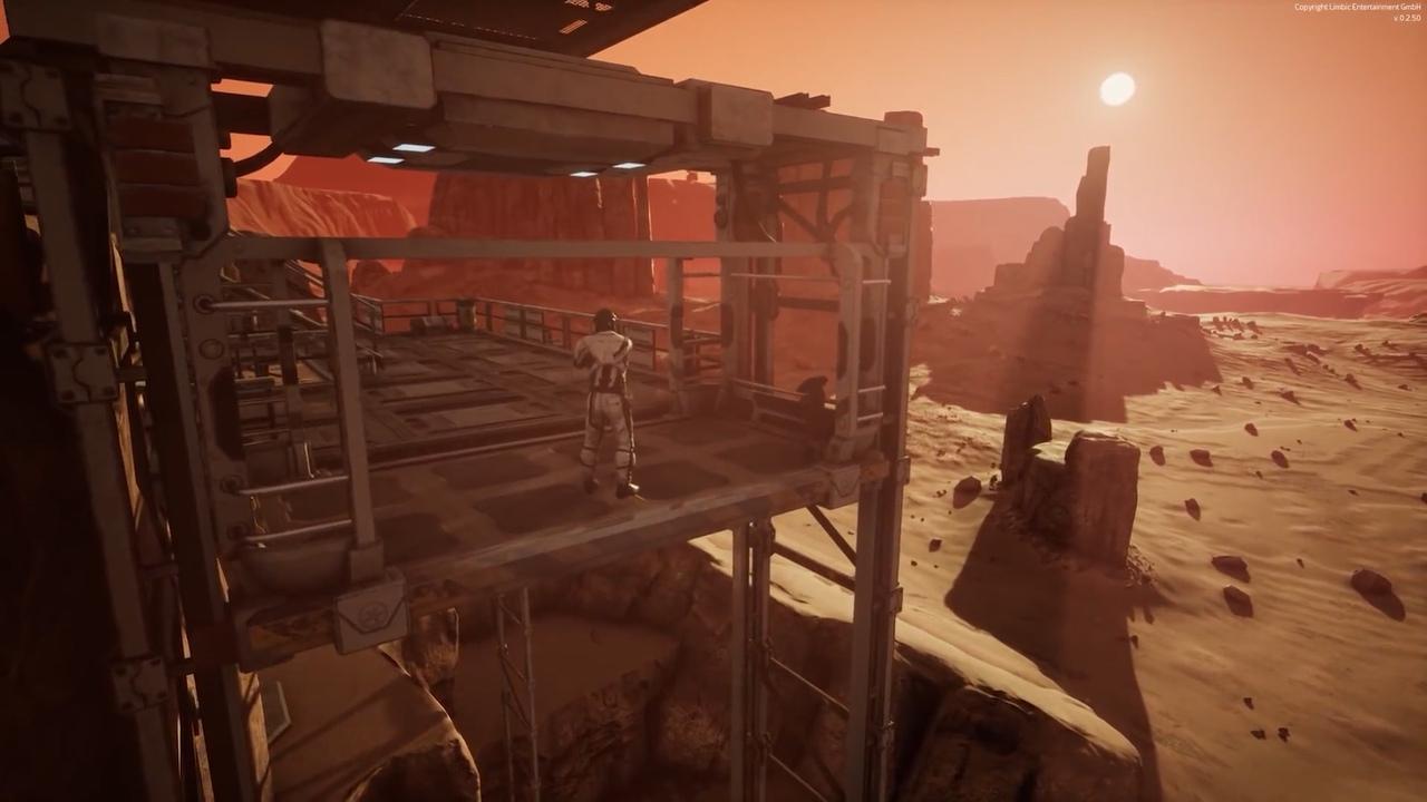 Memories ofMars предложит стать клоном, выживающим наМарсе