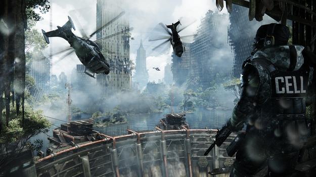 Размещены системные условия для РС версии игры Crysis 3
