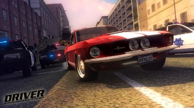 Создатели игры Driver: San Francisco работают над соперником Forza и Гран Туризмо