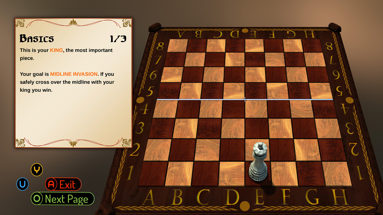 chess 2 Play a match of chess against a friend or the computer this two-player strategy board game gives you endless fun and strengthen your brain muscles.