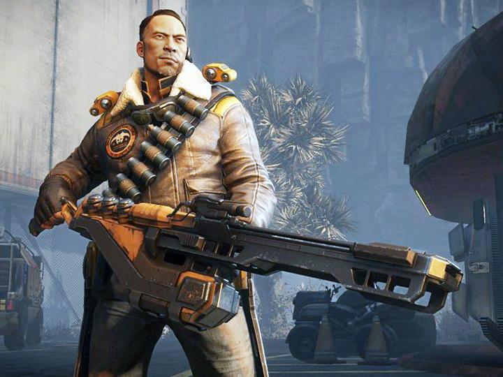 Создатели игры Evolve показали нового персонажа в новом видео геймплея